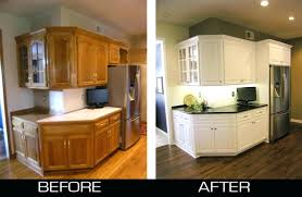 painting kitchen cabinets white without sanding interior refinishing kitchen cabinets gammaphibetaocu com