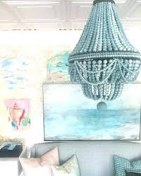 turquoise beaded chandelier turquoise beaded chandelier turquoise beaded chandelier light