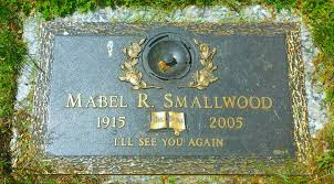 mabel ruth locklear smallwood 1915 2005 find a grave memorial