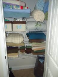 the life of a farmer u0027s wife organizing the linen closet