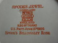 spode s billingsley spode billingsley ebay