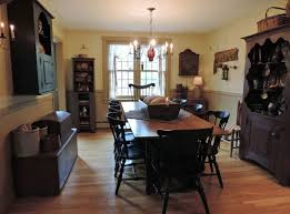 Best PrimColonial Dining Rooms Images On Pinterest - Colonial dining rooms