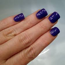 ditzy redhead beauty nail polish