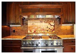 tuscan kitchen backsplash 30 kitchen backsplash murals for your kitchen backsplash ideas