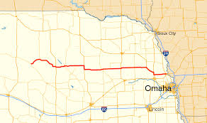 Lincoln Ne Map Nebraska Highway 91 Wikipedia