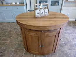oval kitchen island oak kitchen island kitchen design