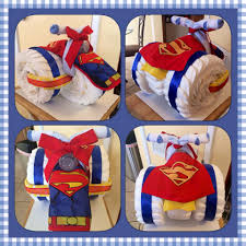 halloween themed diaper cakes superman tricycle diaper cake my diaper cakes pinterest