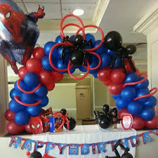 birthday balloons for men balloon archs arco con globos