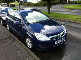 used vauxhall astra 2007 for sale motors co uk
