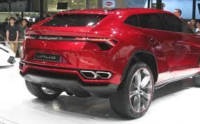 Lamborghini Urus Suv Beijing 2012 Lamborghini Urus Suv Concept Debuts To Cheers And