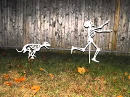 Halloween Yard Decorations On Sale by Simple Diy Halloween Yard Decorations Ideas Youtube