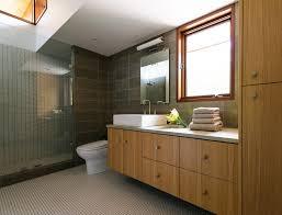 Vanity Powder Room Bamboo Bathroom Vanity Powder Room Craftsman With Furniture