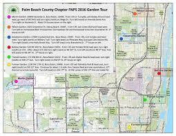Palm Beach Map 2016 Native Plant Garden Tour U0026 Photo Contest Palm Beach