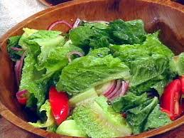 mixed green salad recipe food network
