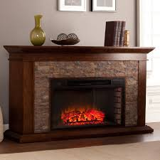 southern enterprises reese widescreen electric fireplace with