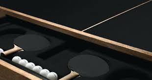 pool table ping pong table combo table ping pong combo walmart dunlop premium 2piece table tennis