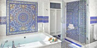 Bathroom Moroccan Porcelain Cast Iron Bathtub Sinks Shower Bench 48 Bathroom Tile Design Ideas Tile Backsplash And Floor Designs