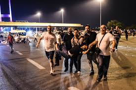It Is Being Reported That Turkish Military Forces Have by How The Turkish Government Took Back Control After A Failed