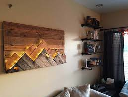 wooden wall decor ideas home interior design
