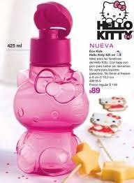 kitty botellita tupperware 165 00 en mercado libre