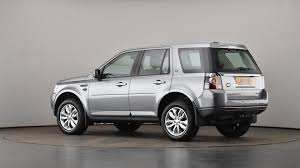 Used Land Rover Freelander 2 2 Sd4 Hse 5dr Auto Grey Lb14eop