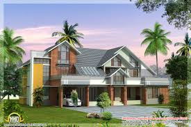 kerala home design flat roof elevation open concept ranch floor plans contemporary house ideas single