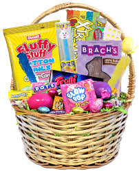 filled easter baskets wholesale unique easter candy gift baskets candycrate