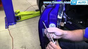 Ford Explorer Door Handle - door handles how to install repair replace exterior door handle