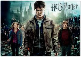 harry potter deathly hallows 2 harry ron