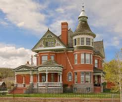victorian style mansion in rawlins wyoming victorian homes