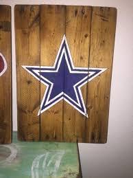 Dallas Cowboys Home Decor 125 Best Sports Pallet Art Images On Pinterest Pallet Art