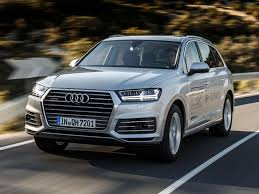 audi q7 e tron introducing their new plug in hybrid suv the