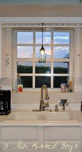 pendant lighting above kitchen sink christmas lights decoration