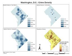 Crime Rate Map Dleptien Gis Blog