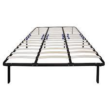 Slat Frame Bed Posture Wood Slat Bed Frame Hayneedle