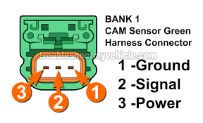 part 1 how to test the cam sensors 2002 2003 3 5l nissan maxima