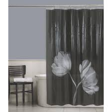 Cool Shower Curtains For Guys Interiors Design Awesome Luxury Fabric Shower Curtains Burgundy
