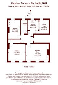 2 bedroom clapham common north side london sw4 property for sale