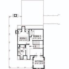 second empire floor plans second empire variation house plan 14353 design from allison