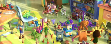 toy story 3 cast images voice actors