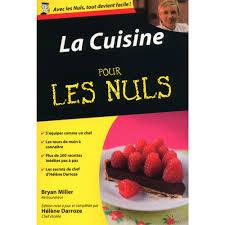 editeur livre cuisine la cuisine pour les nuls livre cuisine salée cultura