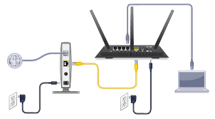 how to configure your netgear router for cable internet connection