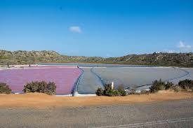 Pink Lake Pink Lake Port Gregory