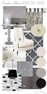 Glam Home Decor by Mood Board Rustic Glam Master Suite Retreat Our Diy House By