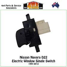 nissan navara d22 electric window single switch