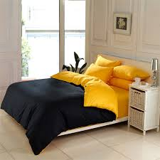 beautiful yellow and black duvet covers 90 for purple and pink