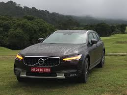 trak volvo volvo v90 cross country first drive review stuff