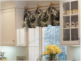 kitchen curtains country style impressive curtain valance for