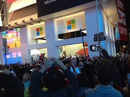 Ms Store Opening Times by Microsoft Store Times Square Pictures To Pin On Pinterest Thepinsta