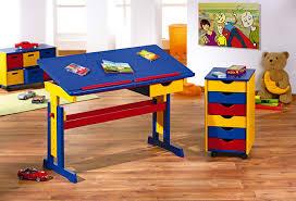 Schreibtisch Extra Breit Links 40100800 Meike Abc Schreibtisch 109x55x62 96 Cm Amazon De